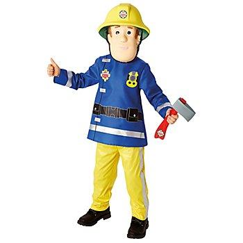 Mattel Feuerwehrmann Sam Kostüm für Kinder