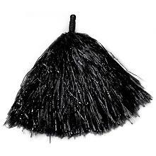 Pompon, schwarz