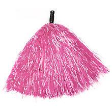 Pompon, pink