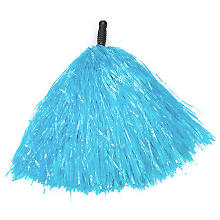 Pompon, turquoise