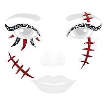 Face Art Tatouage 'cicatrice'
