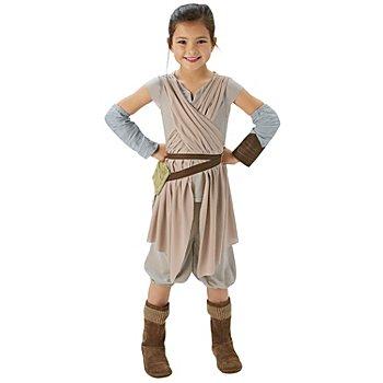 Star Wars Rey Kostüm für Kinder