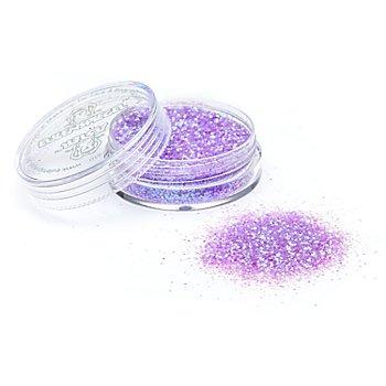 EULENSPIEGEL Kosmetik Glitzer, lavendel