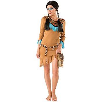 Indianerin Kostüm 'Buffalo'