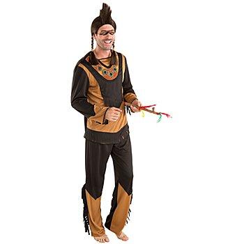 Indianer Kostüm 'Buffalo'