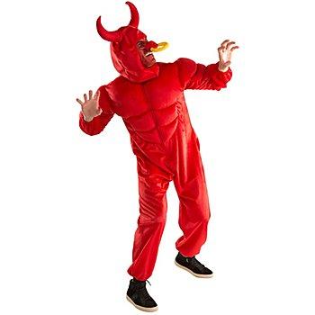 Kostüm Stier/Teufel Unisex