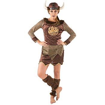 Wikingerkostüm 'Asgard' für Damen