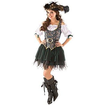 Déguisement de pirate 'Cecilia' pour femmes