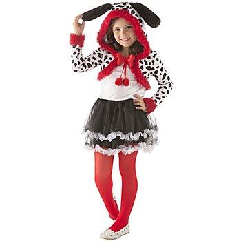Dalmatiner Kostüm für Kinder