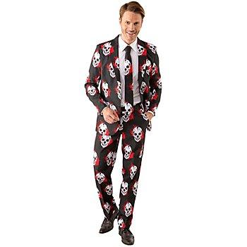 Suitmeister Anzug 'Skull Suit'