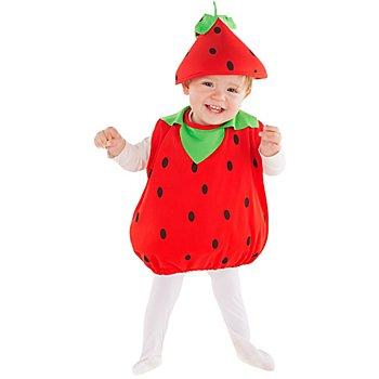 Déguisement 'fraise' pour enfants