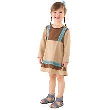 Robe 'Amérindienne' pour petits enfants