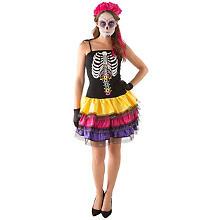 Robe squelette 'Jour des morts'