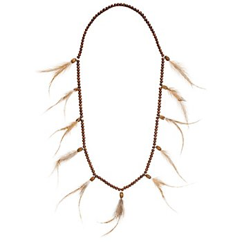 Indianer Kette 'Tecumseh'