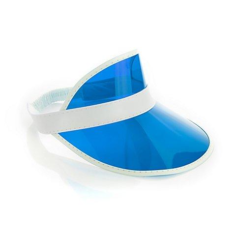 Image of 80er Jahre Visor, blau