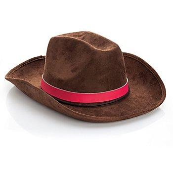 buttinette Cowboyhut 'Omaha', braun