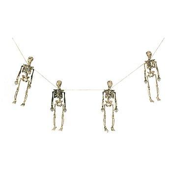 Girlande 'Skelett'