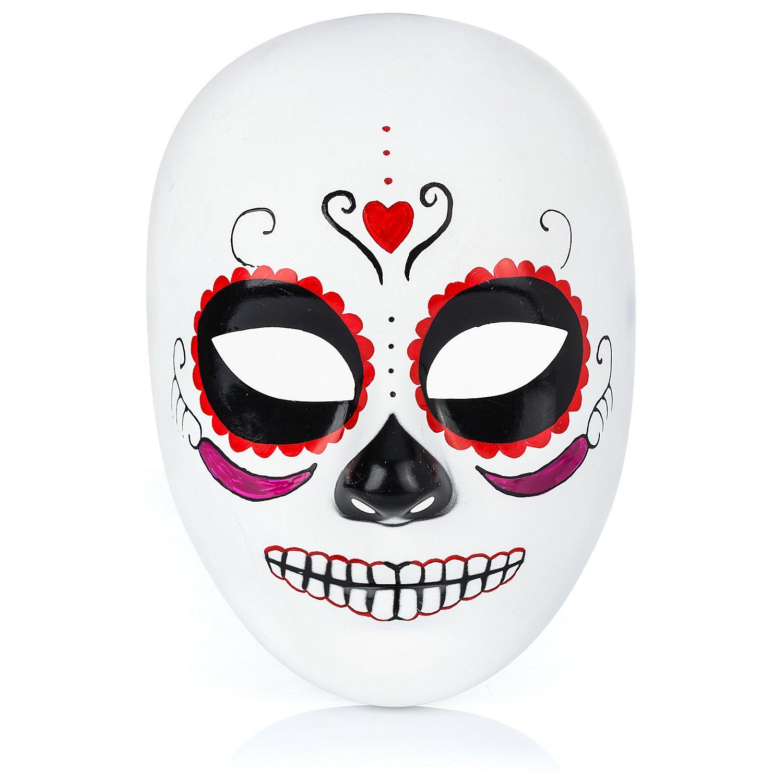 Mexikanische Totenmaske Fur Damen Online Kaufen Buttinette