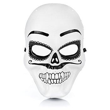 Mexikanische Totenmaske für Herren