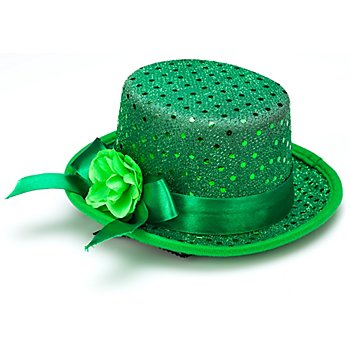 Mini-Hütchen 'Patrick', grün