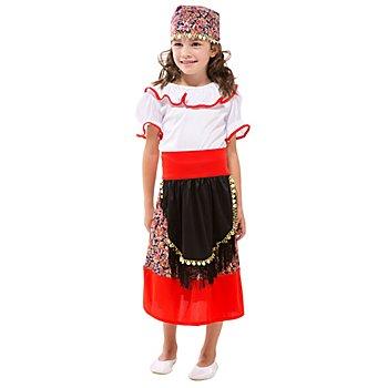 Wahrsagerin Kostüm für Kinder
