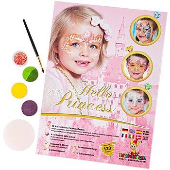 EULENSPIEGEL Aqua-Schmink-Palette 'Princess'