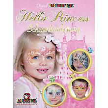 EULENSPIEGEL Schminkheft 'Princess'