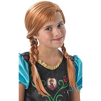 Disney Anna Perücke für Kinder