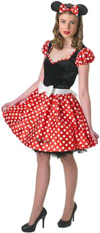 Disney Kostum Minnie Mouse Online Kaufen Buttinette Karneval Shop
