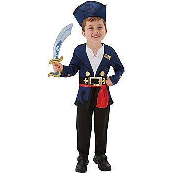 Disney Captain Jake Kostüm für Kleinkinder