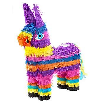 Piñata 'âne', multicolore