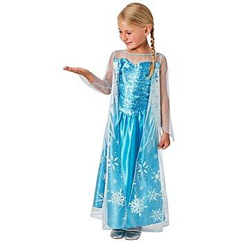 Disney Kostüm Elsa für Kinder