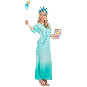 Kleid 'Freiheitsstatue'