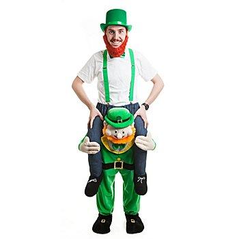 Huckepack Kostüm St. Patrick's Day Unisex