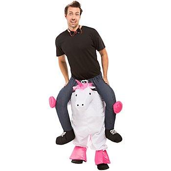 Déguisement porte-moi 'licorne' pour adultes