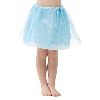 Prinzessin Rock für Kinder, hellblau