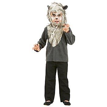 Oberteil 'Wolf' für Kinder