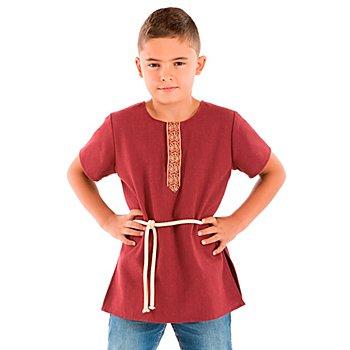 Chemise médiévale pour enfants