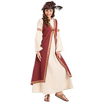Mittelalter Kleid für Damen