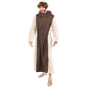 Mittelalter Mönch Kostüm