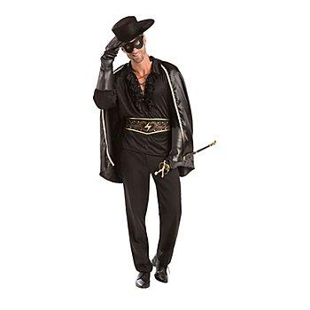 Banditenjäger 'Don Diego' Kostüm für Herren