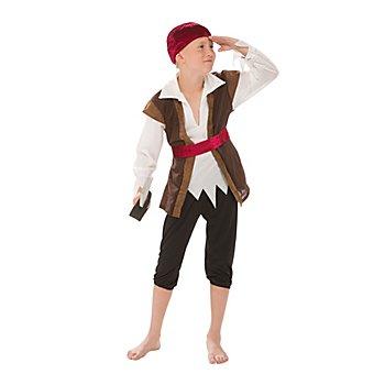 Pirat 'Jack' Kostüm für Kinder