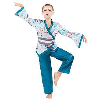 buttinette Kleine Asiatin 'Yuna' Kostüm für Mädchen