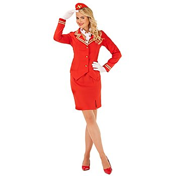 Kostüm Stewardess 'Ann'