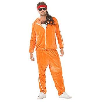 Trainingsanzug 'Couchpotato', orange
