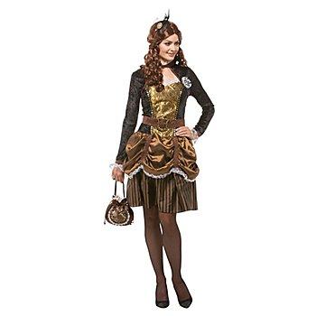 Steampunk Kleid 'Vicky'