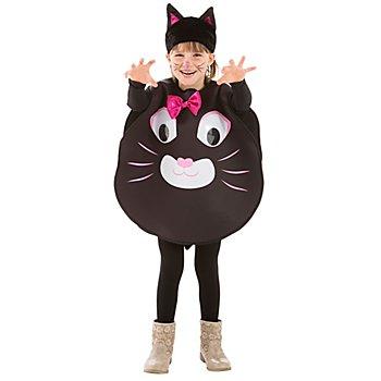 Déguisement 'chat' pour enfants, noir