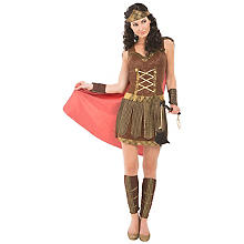 Gladiatorin 'Achilla' Kostüm für Damen