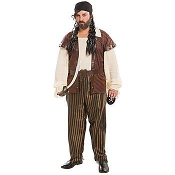 Pirat 'Francis Drake' Kostüm für Herren