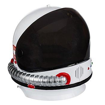 Astronauten-Helm, weiss